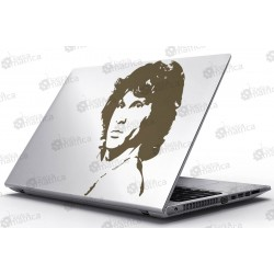 Laptop Matrica - Jim Morrison