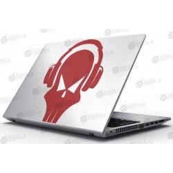 Laptop Matrica - Zene ereje