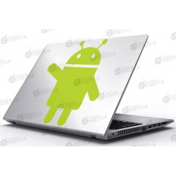 Laptop Matrica - Android