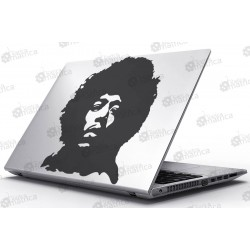 Laptop Matrica - Jimi Hendrix