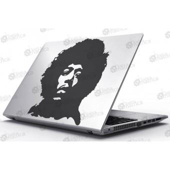 Laptop Matrica - Jimi Hendrix