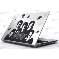 Laptop Matrica - The Rolling Stones