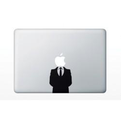 Macbook matrica - Anonymus