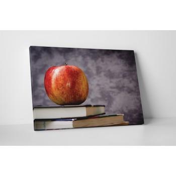 Alma és könyvek - 45x60 cm - AKCIÓ!