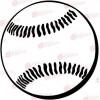 Baseballový míč