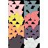 Mini Piramisok - Színes matrica csomag