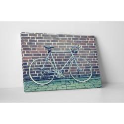 Bicikli téglákkal