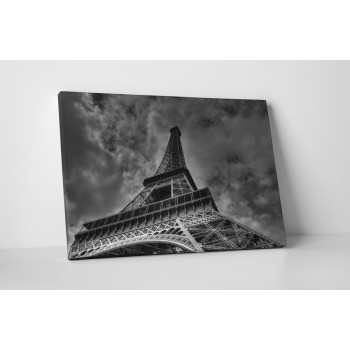 Černo-bílý Paříž