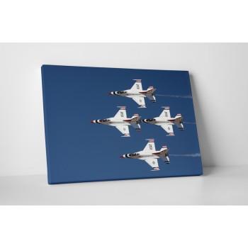 Americké bojové letouny