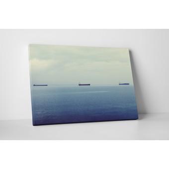 Hajók a tengeren