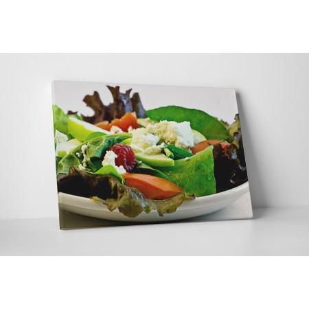Ízletes saláta