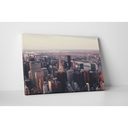 Felhőkarcolók New Yorkban - 75x100cm - AKCIÓ