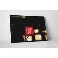 Exit - kijárat