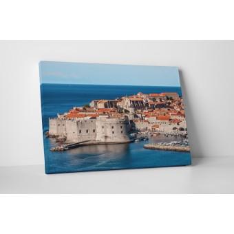 Ókori kikötő város