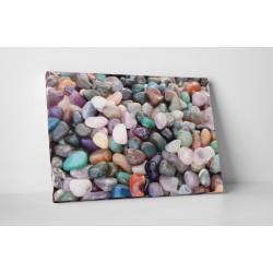 Színes ásványi kövek