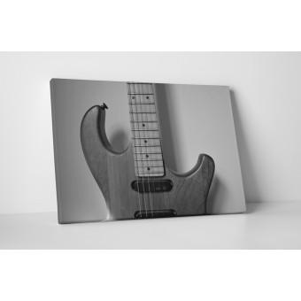 Szürke gitár