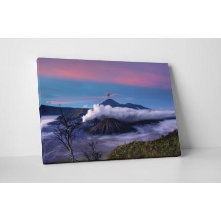 Semeru vulkán