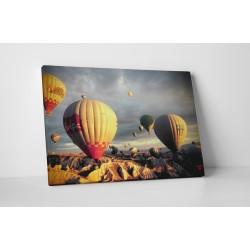 Hőlégballonok találkozója