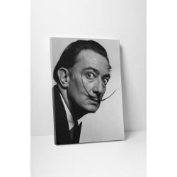 Salvador Dali portré