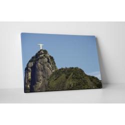 Jézus szobor Rióban