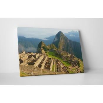 Machu Pichu a magasban