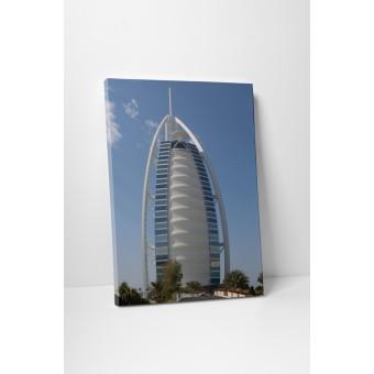 A Burj Al Arab közelebbről