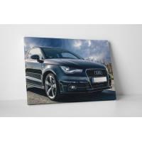 Fekete Audi