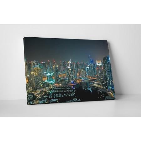 Éjszaka Dubaiban