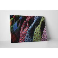 Színes nyakkendők