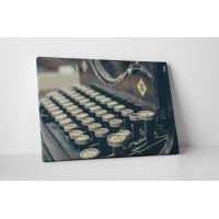 Oldschool írógép