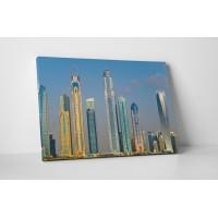 Városkép Dubairól