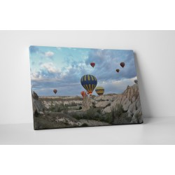 Hőlégballon túra