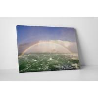 Szivárvány a Niagara vízesésnél