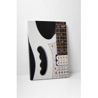 Fehér gitár
