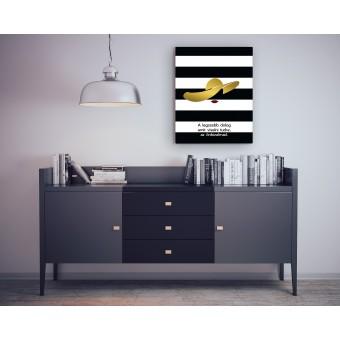 Az önbizalmad - 45x60 cm - Vászonkép