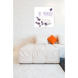 Be Yourself - 60x65 - Vászonkép
