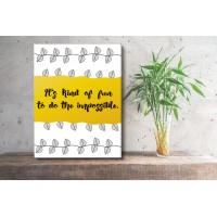 To do the Impossible