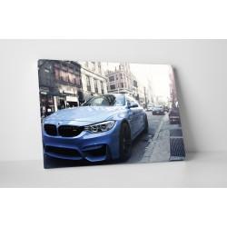 Kék BMW