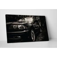 Fekete BMW