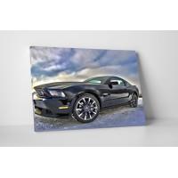 Mustang sport autó