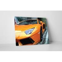 Narancs Lamborghini