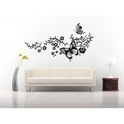 Pillangós dekoráció