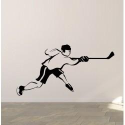 Jégkorongjátékos