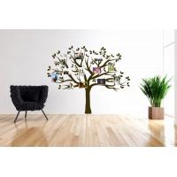 Képek a fán