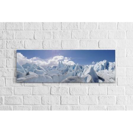 Gleccser - Panoráma vászonkép