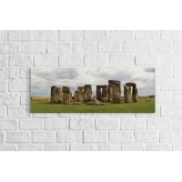Stonehenge - Panoráma vászonkép