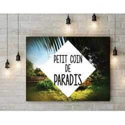 Petit coin de paradis - 45x60 cm - AKCIÓ!
