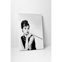 Audrey Hepburn - 90x120 cm - AKCIÓ!