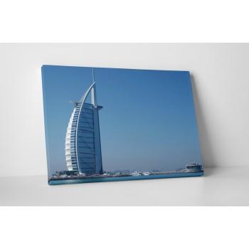 Burj Al Arab hotel - 25x35 cm - AKCIÓ!