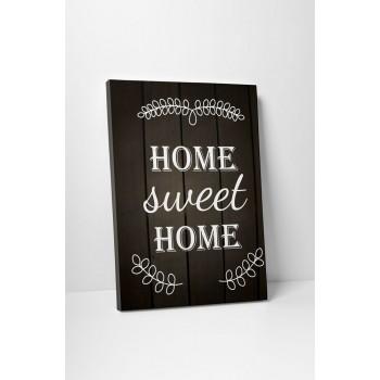 Home Sweet Home - 45x60 cm - AKCIÓ!